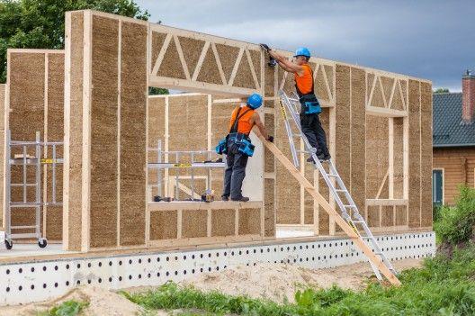 Productos Sustentables para el Futuro: Sistema de Paneles de Paja. Imagen Cortesía de Ecococon, via Cradle to Cradle