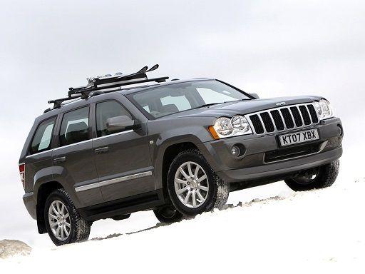"Jeep Grand Cherokee ""Snow+Rock"" (2007)."