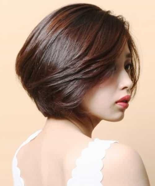 Model Rambut Pendek Wanita Menurut Bentuk Wajah Di 2021 Gaya Rambut Bob Gaya Rambut Gaya Rambut Bob Pendek