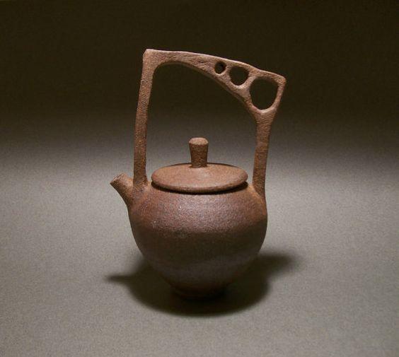 Brass Knuckle Teapot
