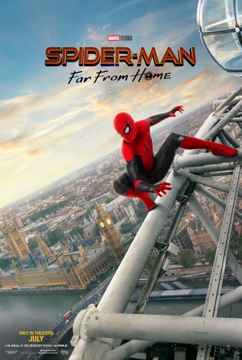 Spider-Man Far From Home marvel avengers marvel cinematic universe marvel movies order marvel upcoming movie
