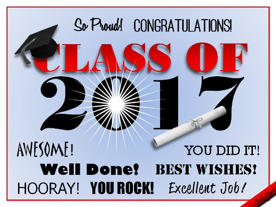 So proud! Well done! You rock! #congratulations #graduate - job well done