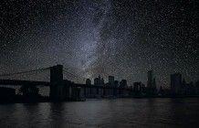 In mostra alla Danziger gallery di New York il progetto Darkened cities: ovvero come essere avvolti da un manto di luce naturale