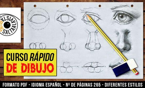 Curso Rapido De Dibujo En Pdf Curso De Dibujo Pdf Libros De Dibujo Pdf Curso De Dibujo Gratis