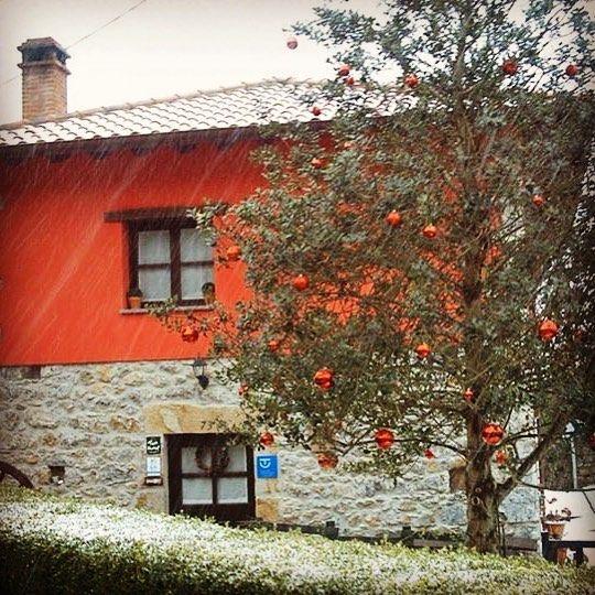 Feliz #Navidad os deseamos a todos  #CasaRural #Ribadesella #Asturias
