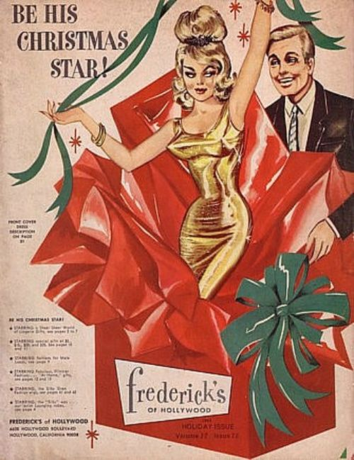 Frederick's Of Hollywood 1963