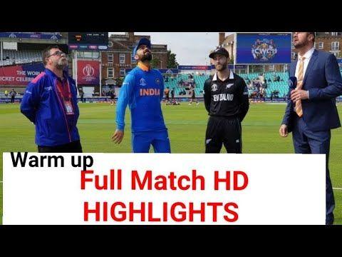 Ind Vs Nz Full Highlights Hd India Vs New Zealand Full Highlights World Cup Match Highlights