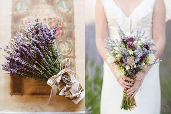 lavendar wedding ideas <3
