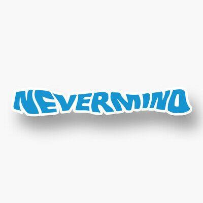 Sponsored Ebay Nirvana Nevermind Sticker Vinyl Decal Car Window Car Decals Vinyl Vinyl Decals Vinyl Sticker