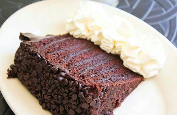 Linda S Fudge Cake Cheesecake Factory