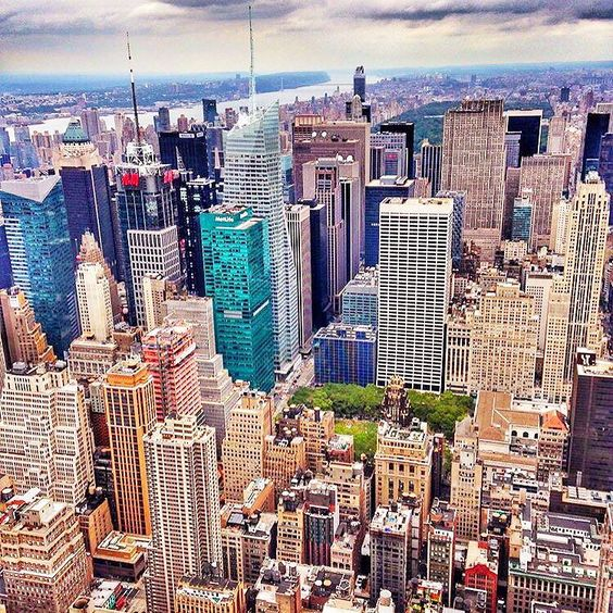 And we are here - in the city of dreams  #NewYork
