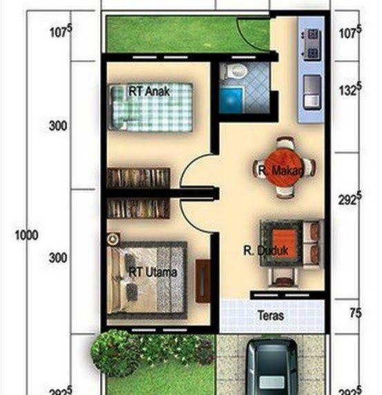 Desain Rumah Minimalis Type 36 70 Content