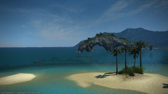 Costa Del Sol (From Final Fantasy VII ?)