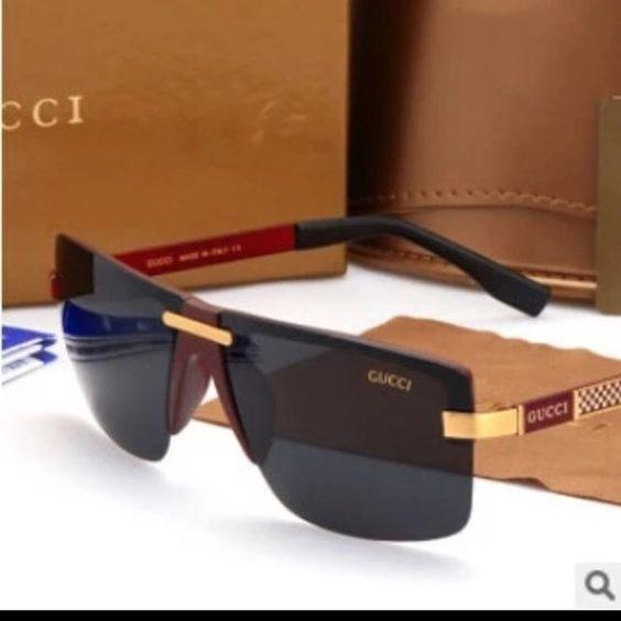 Cool sunglasses Polarized Sunglasses Men Fashion Classic Brand Sunglasses Polarized Gucci Accessories Sunglasses