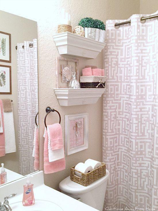 18 Gorgeous Grey Living Room Tips Decor Restroom Decor Pink Bathroom Decor Bathroom Decor Apartment