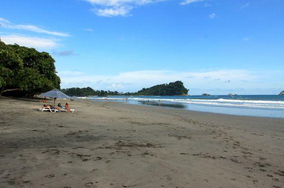 jungle beach hotel beach   - Costa Rica