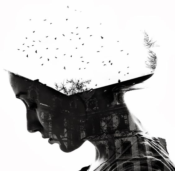 design-dautore.com: Double Exposure by Aneta Ivanova