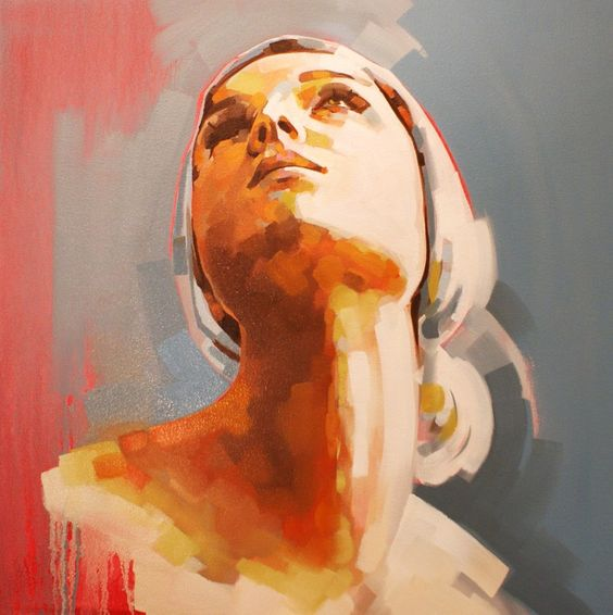 """Saatchi Art Artist: Solly Smook; Oil 2013 Painting """"as above so below - SOLD"""""""
