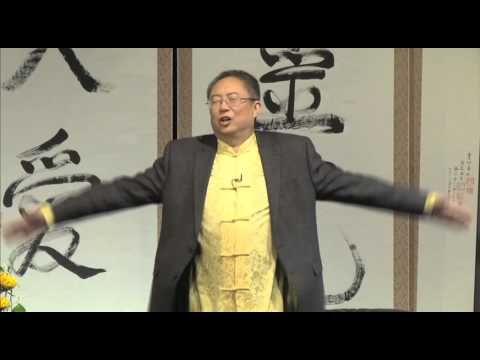 Dr. and Master Sha Chants Tao Heile Mich, Danke, Danke, Tao Heal Me, Thank you, Thank you
