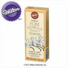 Extrait de vanille de Madagascar pur – 118 ml