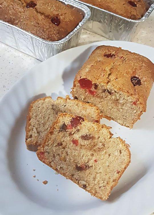Barbados Sweet Bread