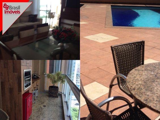 (Ref: 1347) - FRENTE MAR - Seu sonho aqui torna-se realidade, 3 quartos, suíte com lazer completo. Acesse: www.brasilcimoveis.com.br
