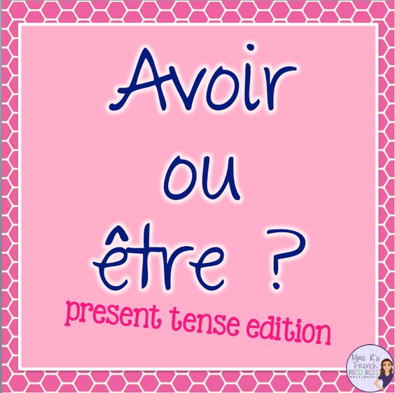 Do your students struggle with the verbs avoir and être?  These digital task cards are the perfect reinforcement for your French students, and best of all... they are self-checking!  Questions are fill in the blank and multiple choice.  Click here to check them out!