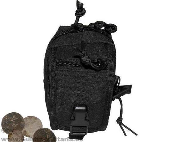 MFH Fundtasche für Sondengänger, schwarz / mehr Infos auf: www.Guntia-Militaria-Shop.de