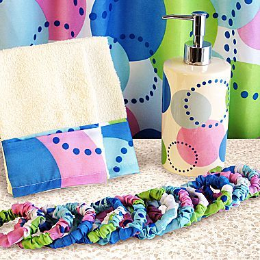 Waterloo 16pc Bath Collection Set - jcpenney