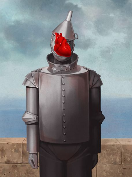 Magritte + Tin Man | Flickr: Intercambio de fotos