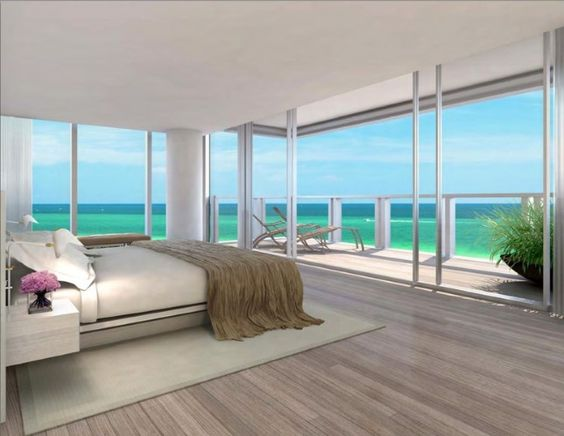 The Residences at the Miami Beach Edition, Miami, Florida (© Coldwell Banker Residential)
