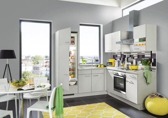 Hochwertiger Küchenblock in edlem Design von CELINA Küchenblöcke - küchenblock mit elektrogeräten