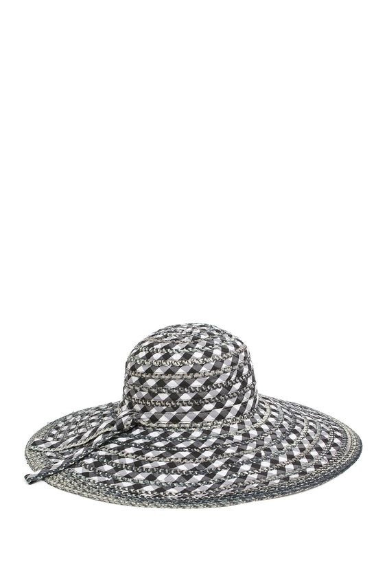 Magid Straw Floppy Hat by Magid on @HauteLook