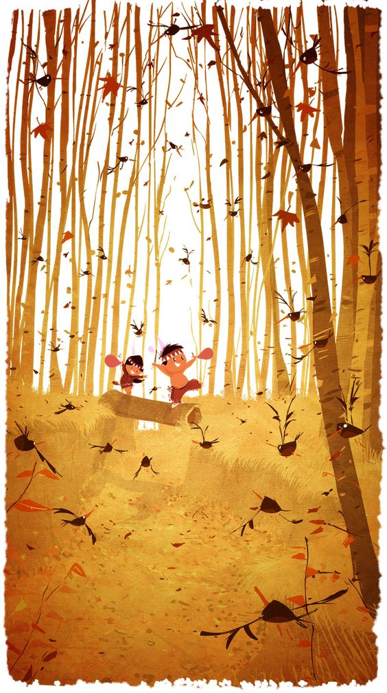 Follow the leader by PascalCampion.deviantart.com on @deviantART