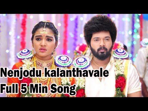 Sembaruthi Kalyanam Song En Nenjodu Kalanthavale Full Song Aadhi Paarvathi Love Status Youtube Mp3 Song Mp3 Song Download Songs