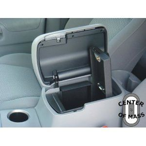Console Vault safe for Toyota Tacoma (2005-2012) 1012