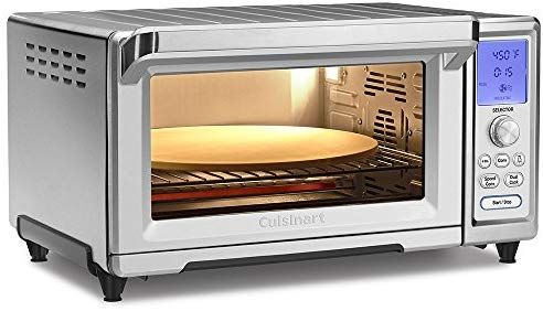 Amazon Com Cuisinart Tob 260n1 Chef S Convection Toaster Oven Stainless Steel Kitchen Dining Convection Toaster Oven Toaster Oven Reviews Toaster Oven