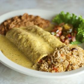 The chicka chicka boom boom enchilada recipe from Chuys!!
