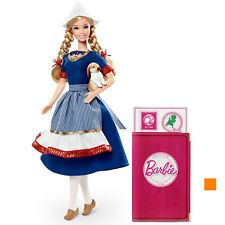 Barbie® Dolls of the World - Holland - Collector Edition W3325
