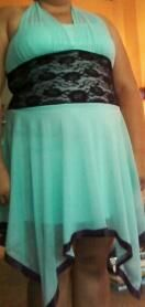 My home coming dress :)