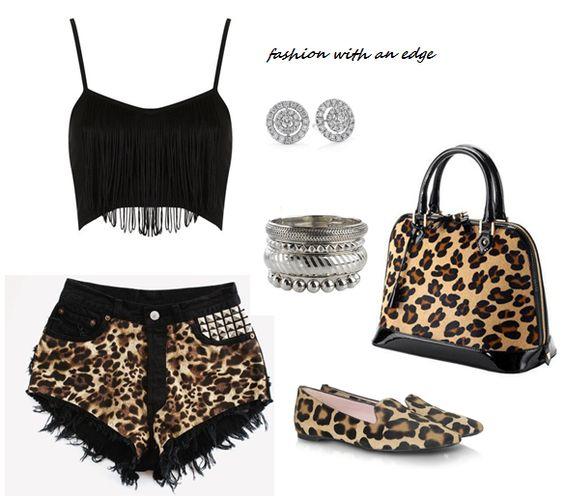 #black #leopard