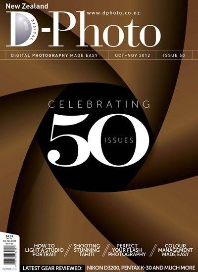 D-Photo Issue 50 October–November 2012