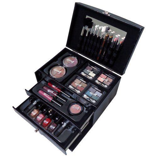 Coffret Cadeau Coffret Maquillage Mallette De Maquillage Premium Collection Stylish Essential 57p Mallette Maquillage Coffret Maquillage Valise De Maquillage