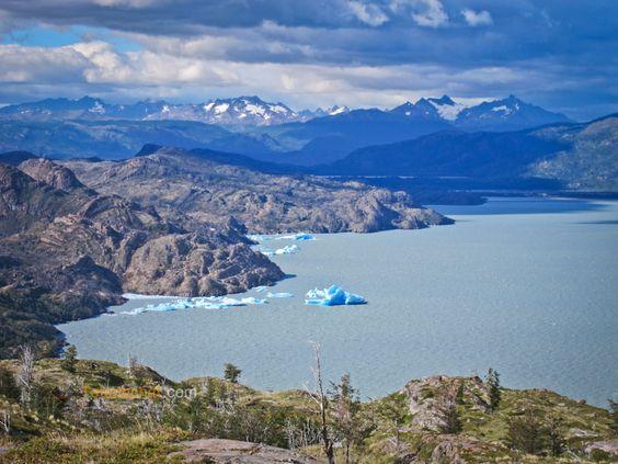 Chili - Torres del Paine - Patagonie