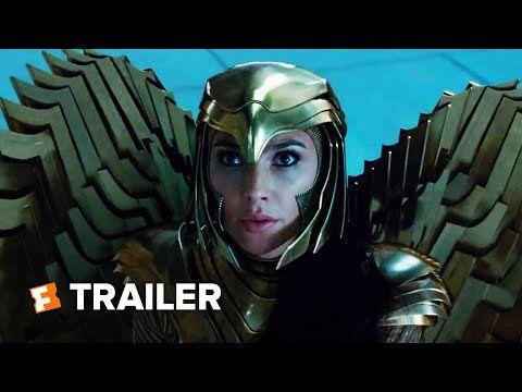 Wonder Woman 1984 Trailer 2 2020 Movieclips Trailers Youtube In 2020 Movieclips Trailers Wonder Woman Latest Movie Trailers