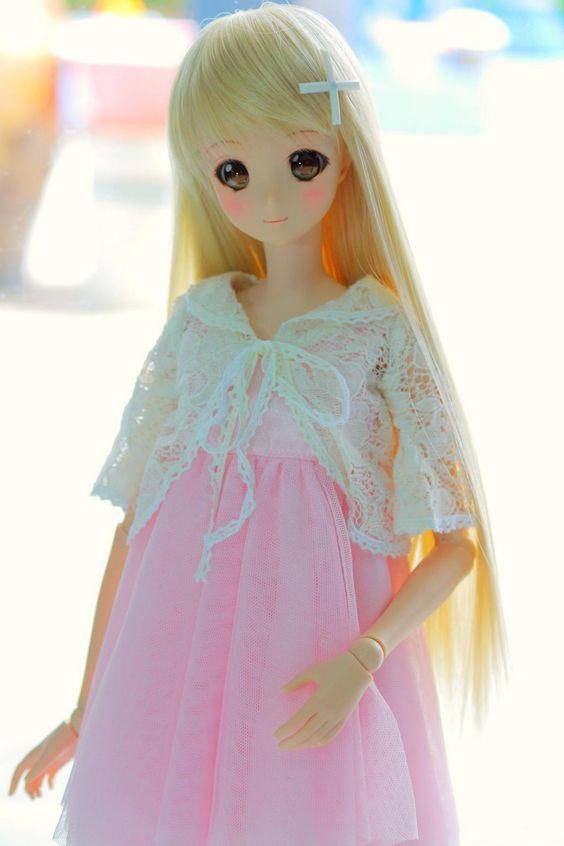Mirai Suenaga Smart Doll by SJankoaw