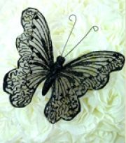 Artificial Butterflies | Buy Glitter, Sheer, Pastel, Fake & Decorative Butterflies Online – GandGwebstore.com