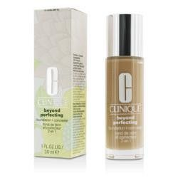 Clinique Beyond Perfecting Foundation & Concealer - # 14 Vanilla (mf-g) --30ml-1oz By Clinique