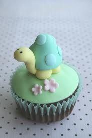 turtle cupcake decoration