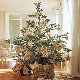 decoracion arboles de navidad minimalistas - Buscar con Google